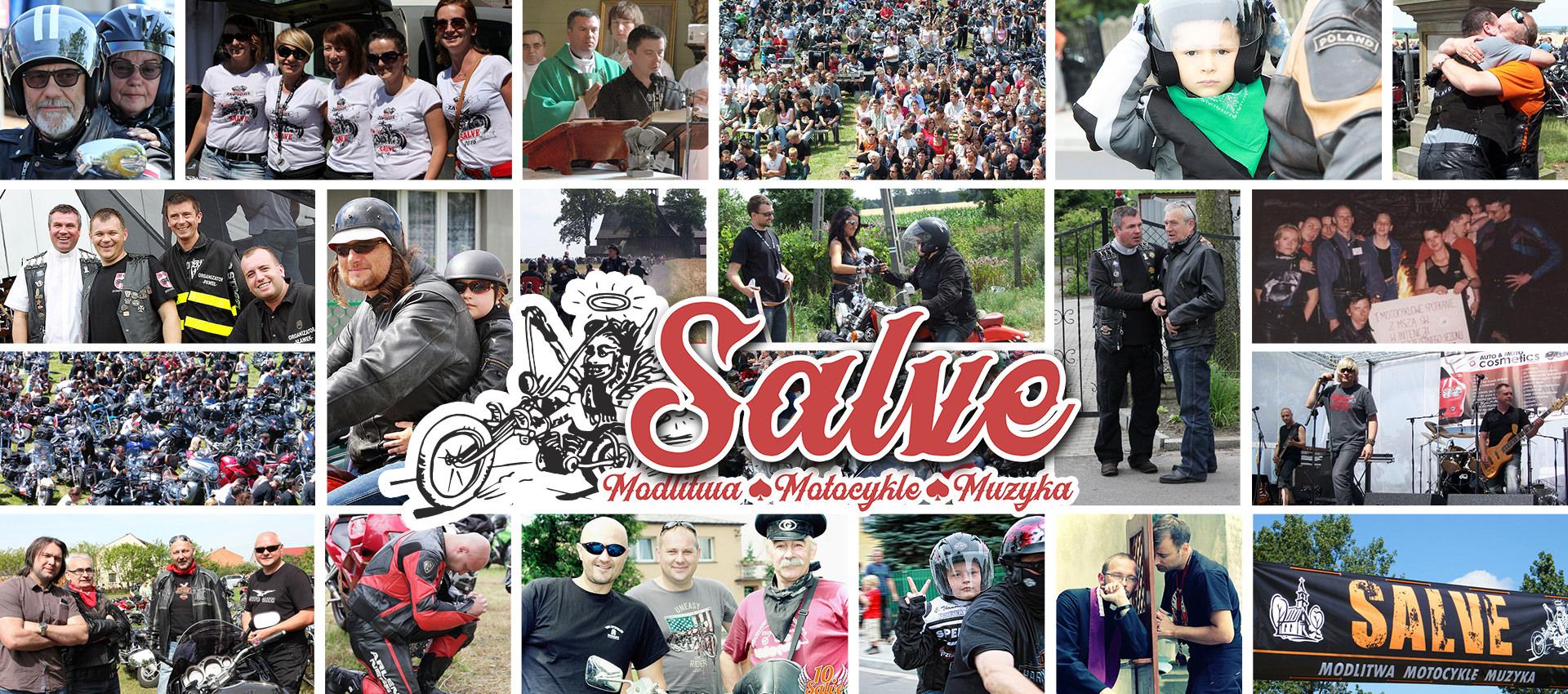 Salve - Modlitwa, Motocykle, Muzyka